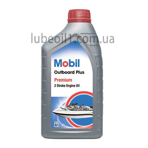 Mobil Outboard Plus 1л.