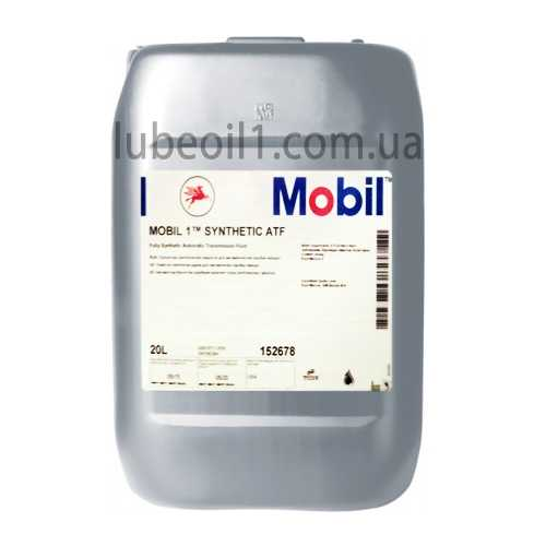 Mobil 1 Synthetic ATF  20л.